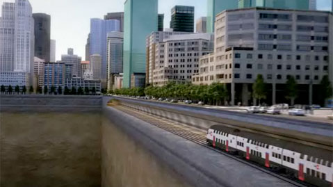 Downtown Rail Extension (DTX)