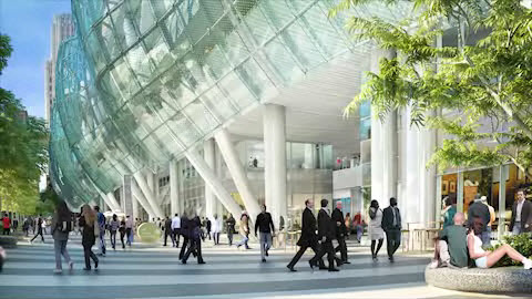The Transbay Transit Center Project (Narrated by Peter Coyote)