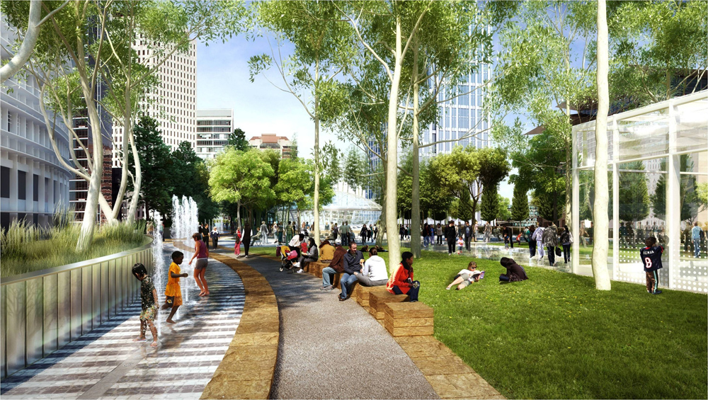 City Park 171 Transbay Program