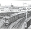 Key System Train on Ramp to Terminal (1956)