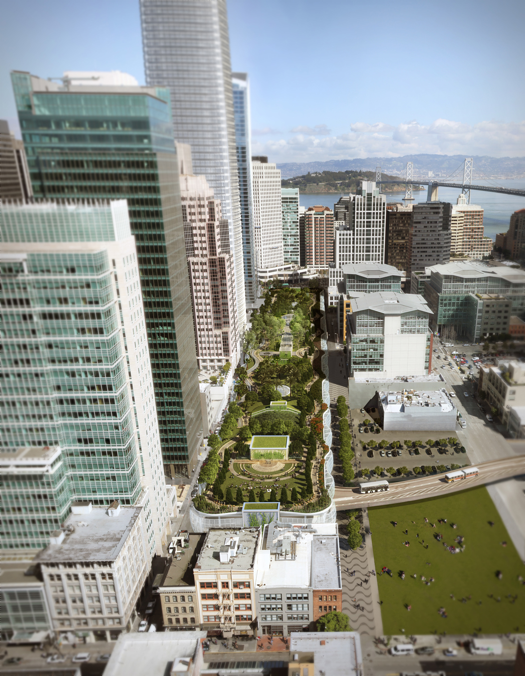 Transbay Transit Center To Fill Downtown With People Not