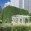 Park Level Living Wall
