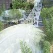 Park Level Over Light Column