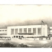 Transbay Terminal—Artist's Rendering of Mission St. Façade (1937)