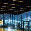 Jenny Holzer: Installation for Neue Nationalgalerie, 2001
