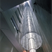 James Carpenter: Solar Light Pipe, 2002